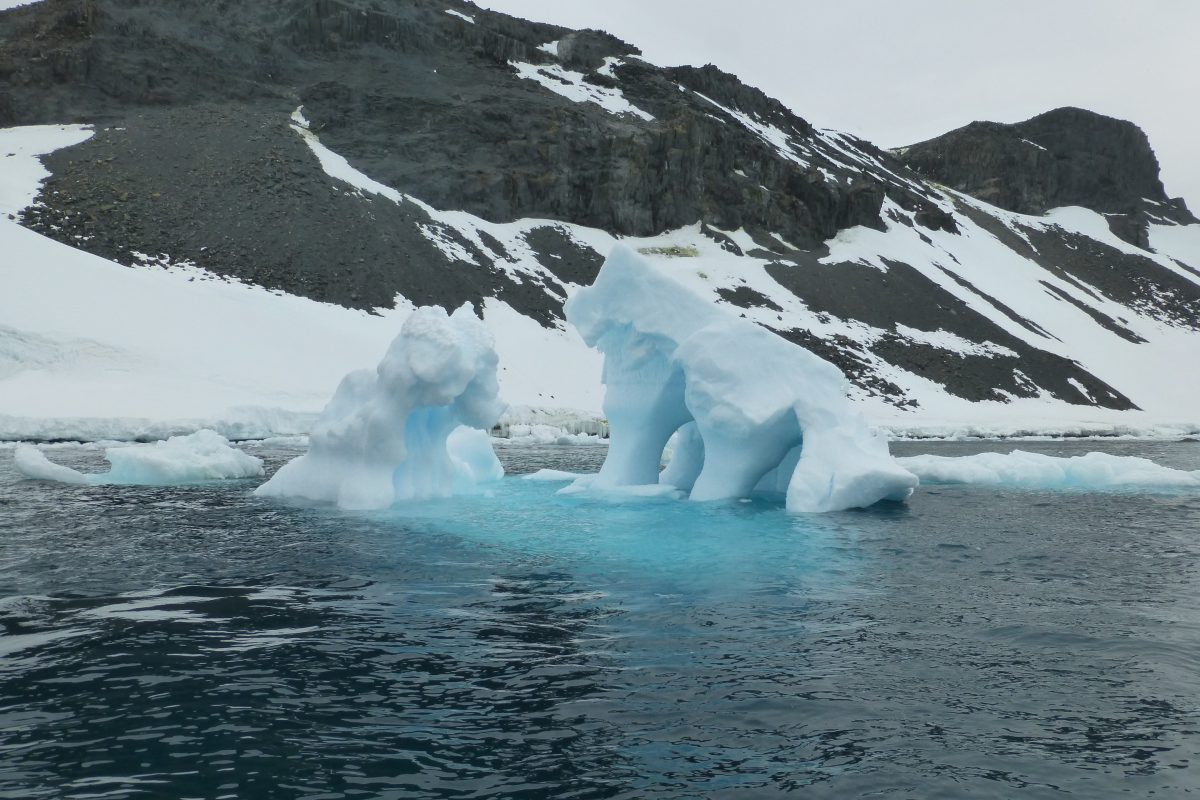Snow And Ice Antarctica Miles Hearn